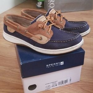 W Boat Shoes